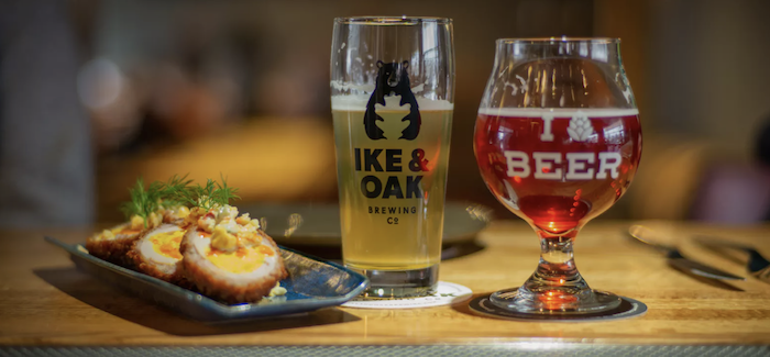 Brewery Showcase | Ike & Oak Brewing