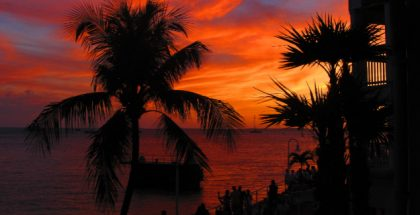 Sunset in Key West The Florida Life