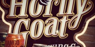 (Farewell to) Horny Goat Brewing | Chocolate Peanut Butter Imperial Porter