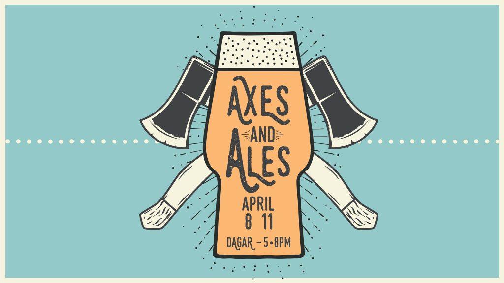 Axes and Ales - CBC 2019 (Mon - Thurs)