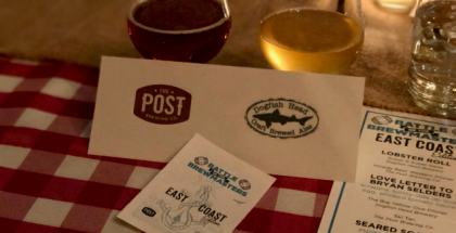 Battle of the Brewmasters | The Post & Dogfish Head