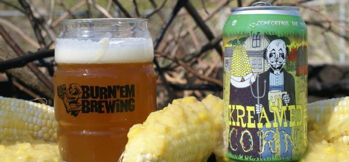 Burn 'Em Brewing | Kreamed Corn