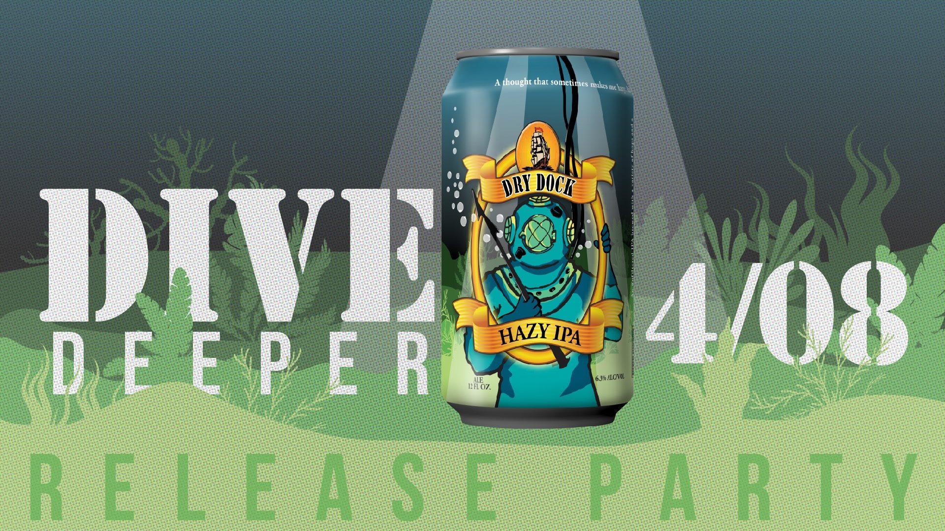 Dry Dock Hazy Beer Release, CBC 2019