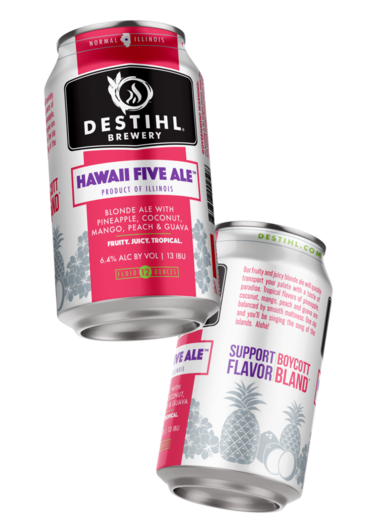 Destihl Hawaii Five Ale