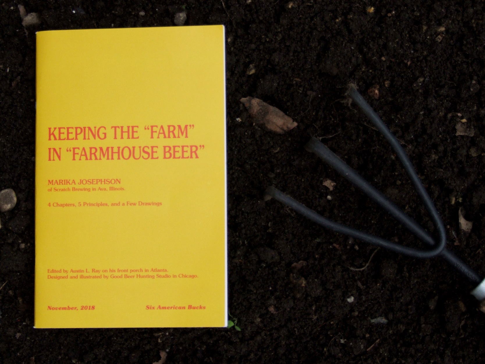 Book Review & Interview | Marika Josephson on Farmhouse Beer