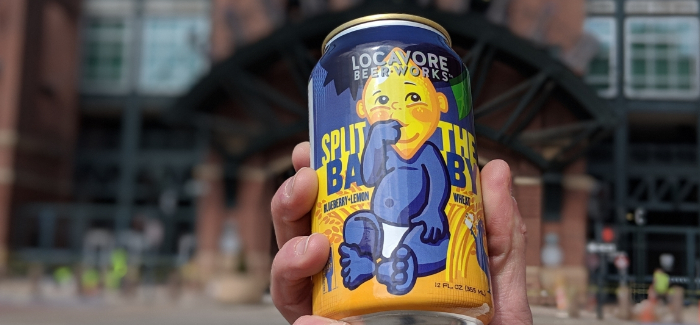 Locavore Beer Works | Split The Baby
