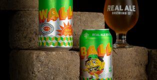 Real Ale Wall Ball