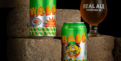 Real Ale Wall Ball