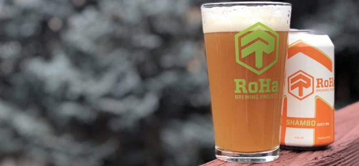 Shambo Juicy IPA - RoHa Brewing Project - Featured