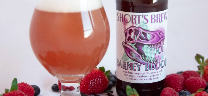 Short's Brewing Company | Barney Blood