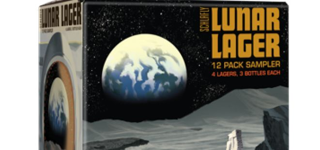 Beer Honoring Historic Apollo 11 Mission, Lands at St. Louis's Schalfly