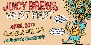 Event Preview | Juicy Brews WestFest