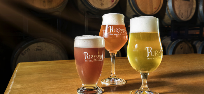 5 Questions With: Purpose Brewing & Cellars' Peter Bouckaert