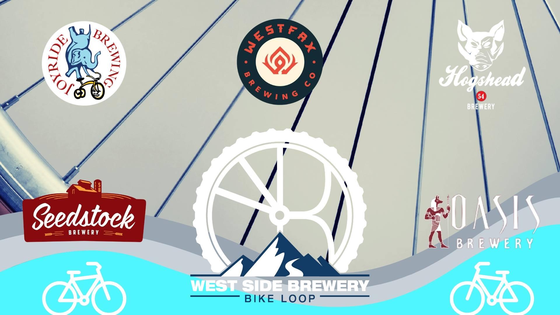 d08626c3bdc West Side Brewery Bike Loop   WestFax Brewing Company (Lakewood) – 6733 W  Colfax Ave