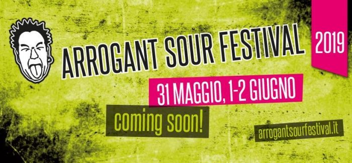 Event Preview | Arrogant Sour Festival 2019
