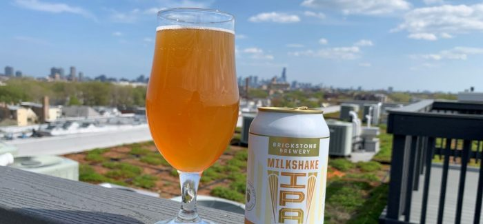 Brickstone Brewery | Milkshake IPA