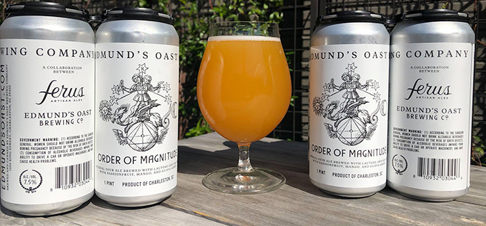 Edmund's Oast Brewing | Order of Magnitude