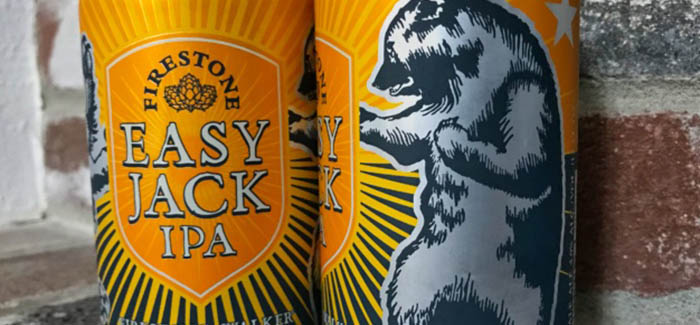 Firestone Walker Brewing | Easy Jack IPA