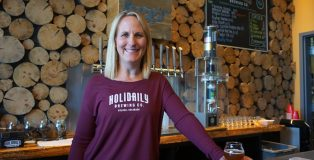 PorchCast Ep 60: Karen Hertz of Holidaily Brewing