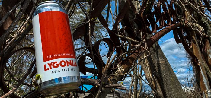 Fore River Brewing Lygonia IPA