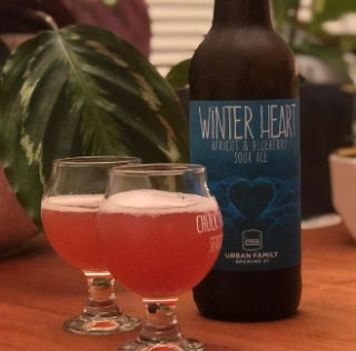 Urban Family Brewing Co. | Winter Heart