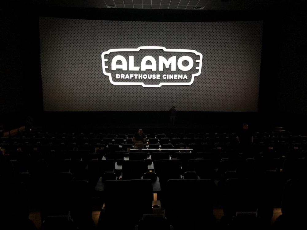 Alamo Drafthouse Westminster Screen