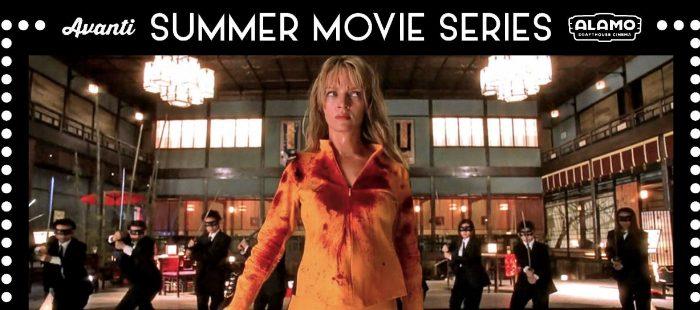 Avanti F&B's Summer Movie Series to Feature Kill Bill: Vol 1