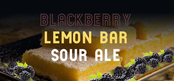 Blackberry Lemon Bar Sour Ale by Loveland Aleworks