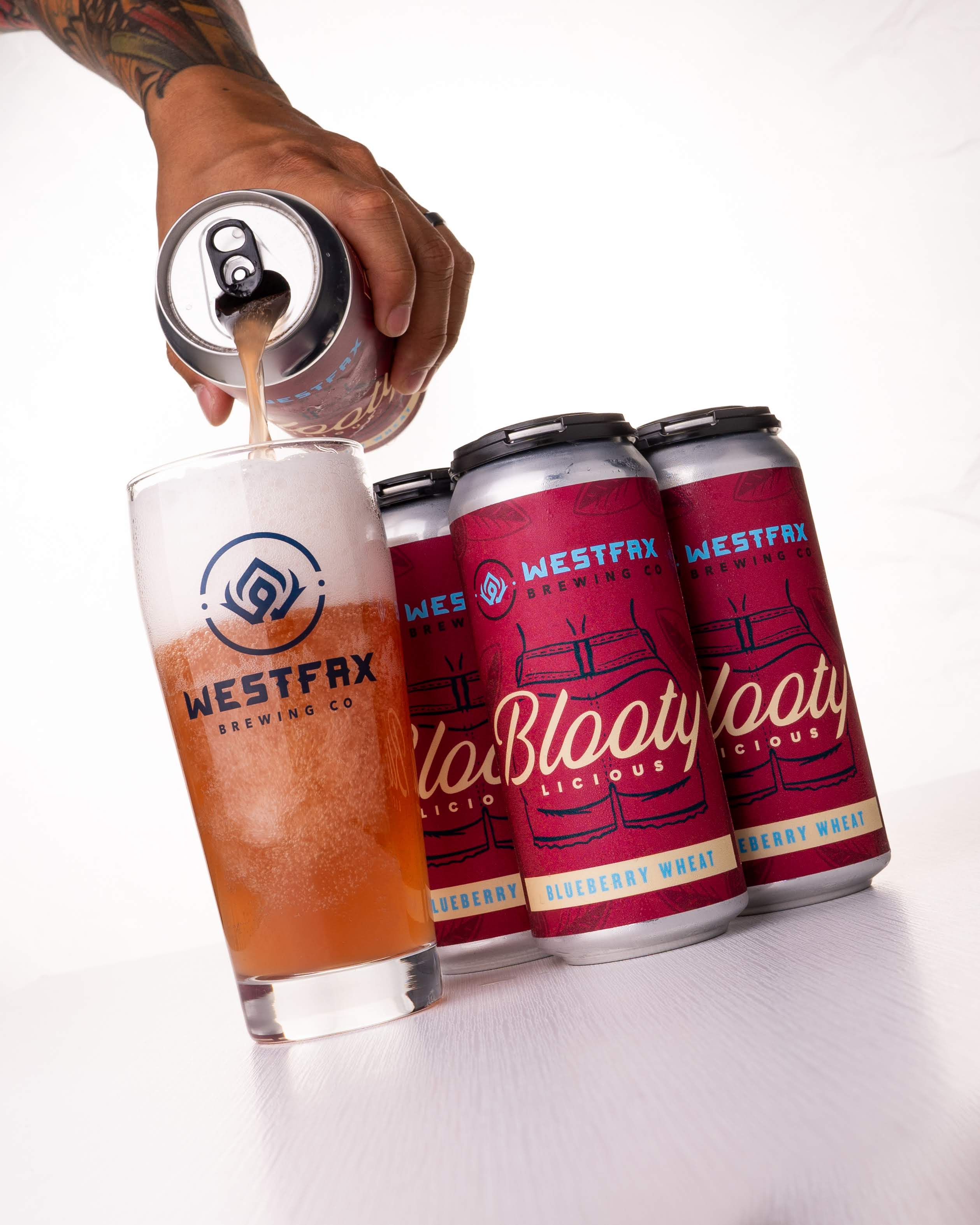 Blootylicious WestFax Brewing by Justin Graziano