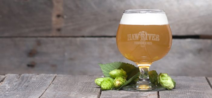 Haw River Farmhouse Ales | Vuildbaard