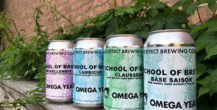 Lake Effect Brewing's School of Brett