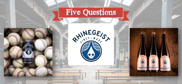 Five Questions with Rhinegeist | Celebrating Six Years of Brewing