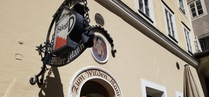 A Beer By the Fortress | Observations from Salzburg's Historic Craft Beer Scene