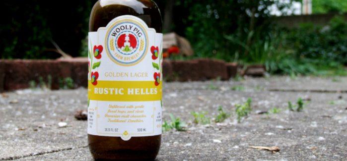 Wooly Pig Farm Brewery | Rustic Helles