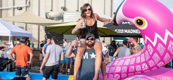 Hooplagers Combines Pool Party, Elite Lagers, Ultimate Fest Experience
