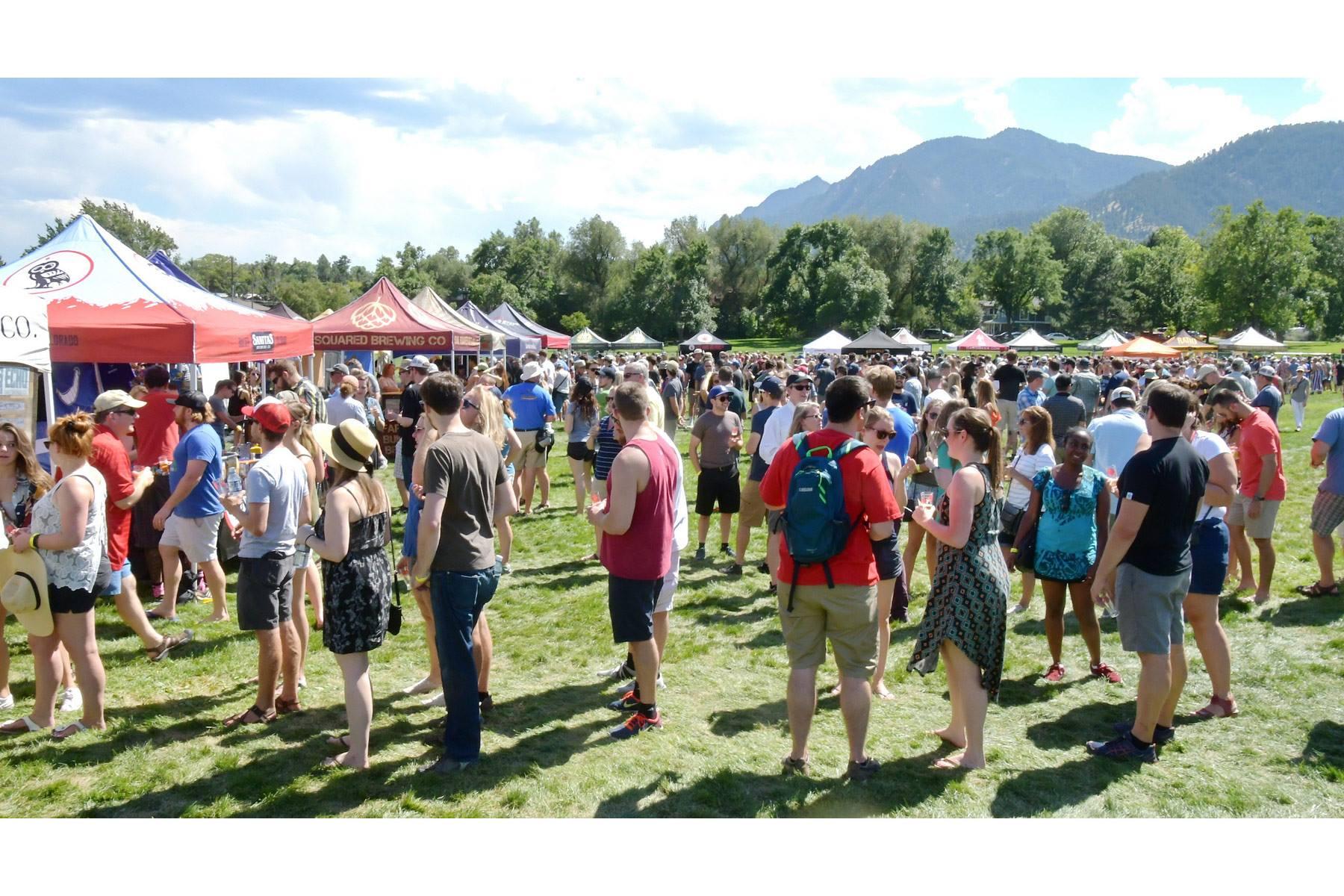 Boulder Beer Fest