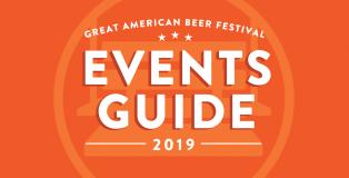 GABF 2019 Events Guide