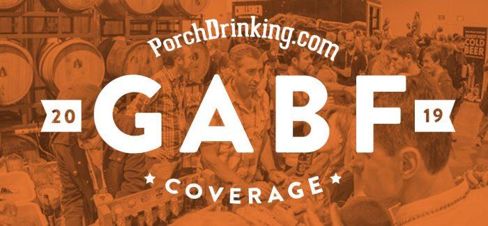 GABF 2019 Coverage