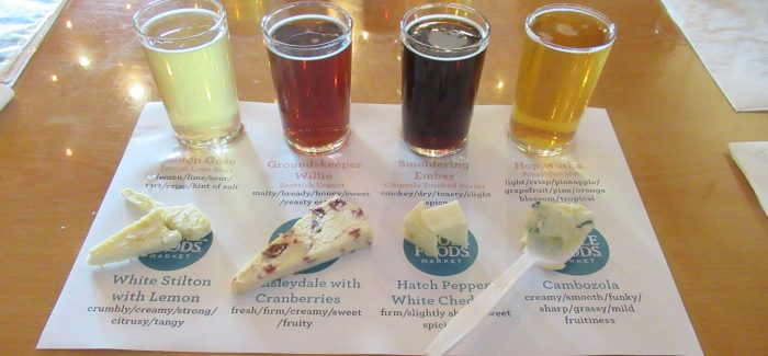 Breaking With Tradition | Pairing Beer With Cheese