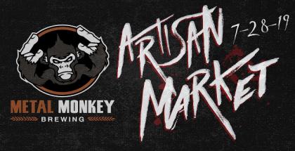 Metal Monkey Artisan Market