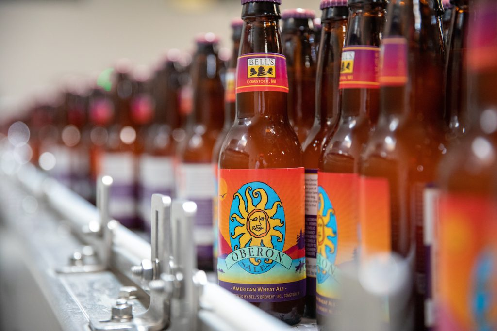 Bell's Oberon Special Edition Label