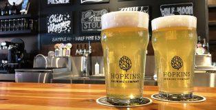 Sugar House Pilsner - Hopkins Brewing Co