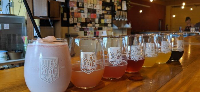 Wiley Roots Brewing Celebrates Six Years with Two Slushie Machines and One Cease & Desist (So Far)