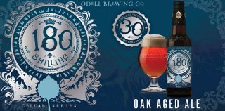 Odell Brewing Co.   180 Shilling