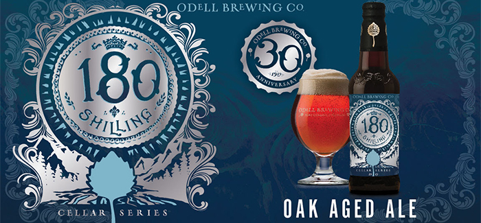 Odell Brewing Co. | 180 Shilling