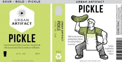 urban artifact pickle