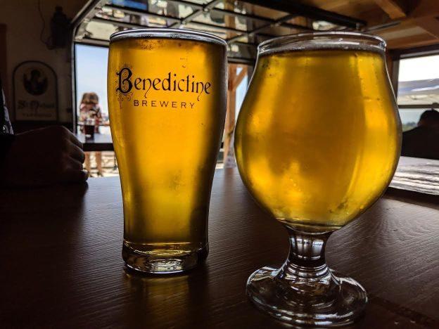 St Benedict- Benedict Brewery