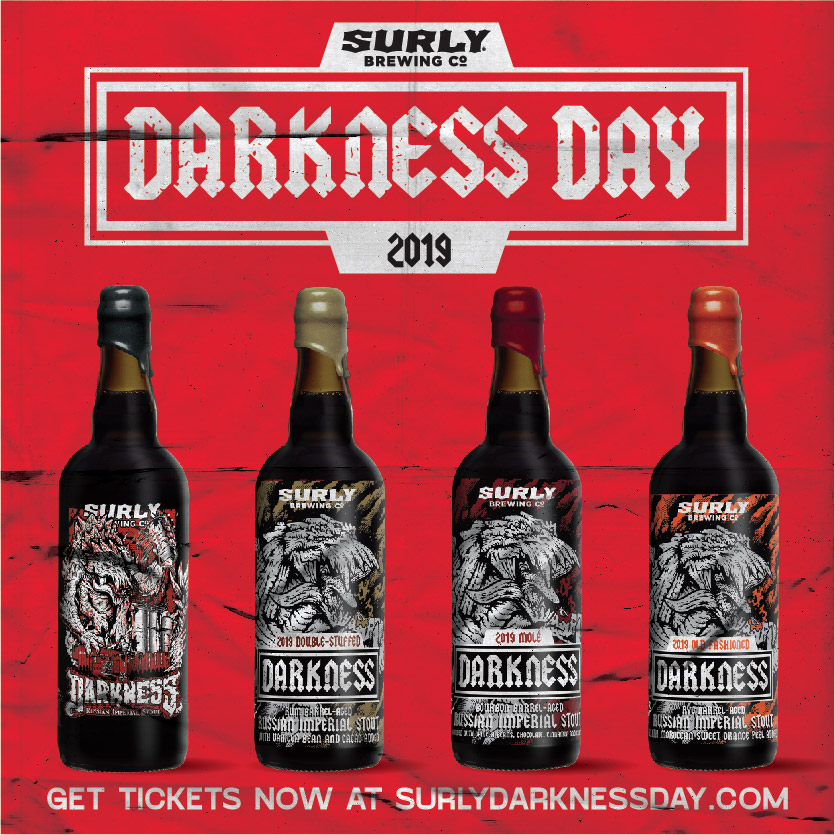 Surly Darkness Day 2019