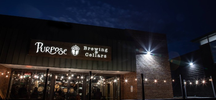 "Purpose Brewing Celebrates Two Years as Peter Bouckaert Declares, ""Trends are Boring"""