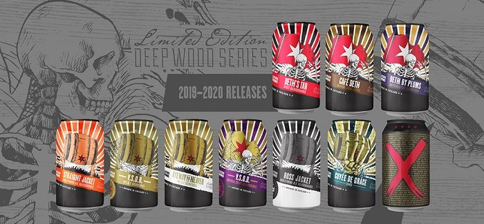 Fast Facts on Revolution Brewing's 2019 Deep Wood Series: Release Details, New Beers + More